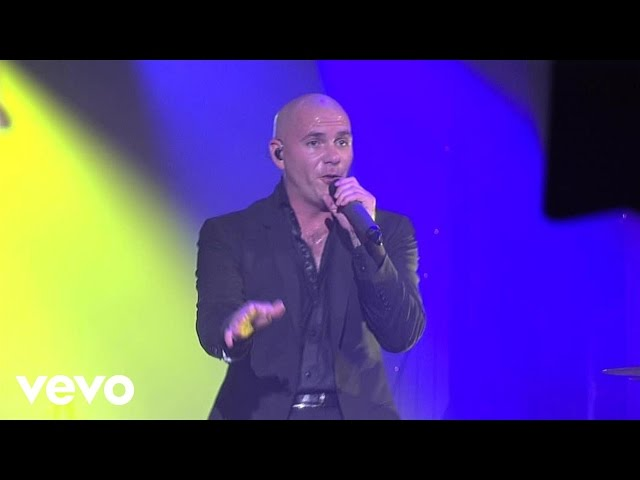 Pitbull – Feel This Moment (Live On Letterman)