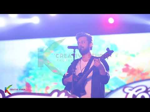 Karachi Eat Festival 2018 Rock Star Atif Aslam By Khayyam Khan [ K Creative Studio ]