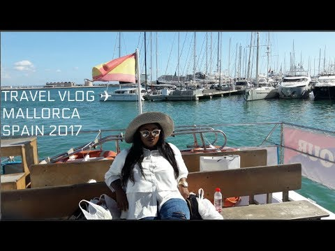TRAVEL VLOG|✈️ WHAT TO DO IN MALLORCA