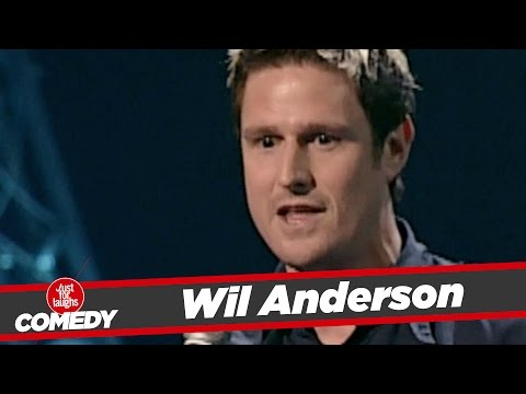Wil Anderson Stand Up  - 2004