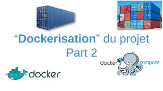 Miniature catégorie - [Docker - Docker Compose Part 2] Dockerisation du projet