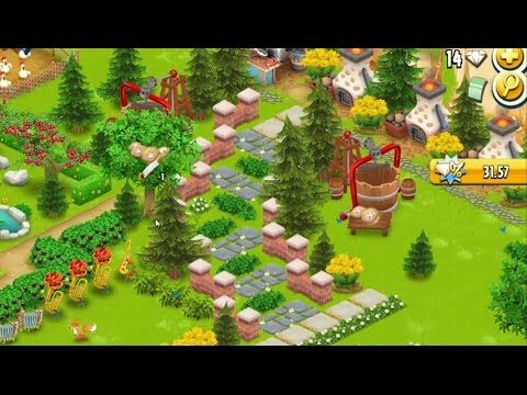 HayDay Farm Decoration Design Idea in Level 42 Build Stairs