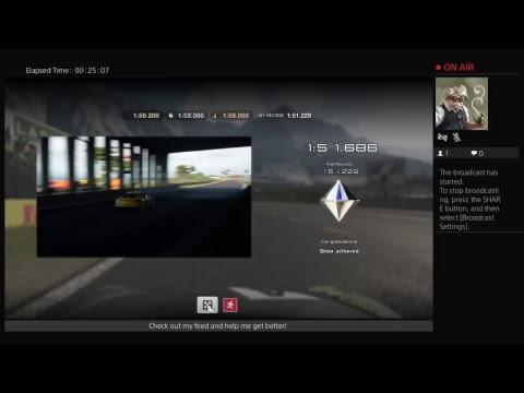 Drogemeista's Live Gran Turismo Sport Feed