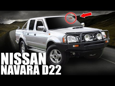 Nissan Navara D22 - Diesel ECU REMAPPING + 3