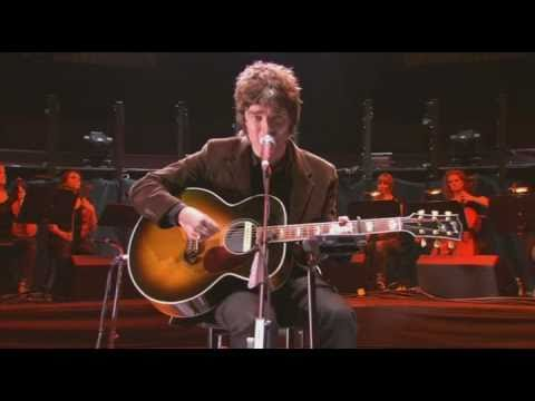 Noel Gallagher  Don't Look Back In Anger The Royal Albert Hall