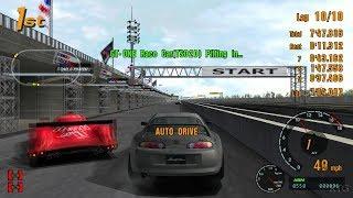 Gran Turismo 3 - Toyota SUPRA RZ (200,000HP) PS2 Gameplay HD