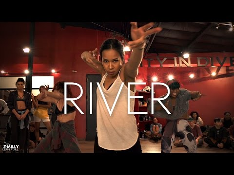 Bishop Briggs - River - Choreography By Galen Hooks - Filmed By @TimMilgram
