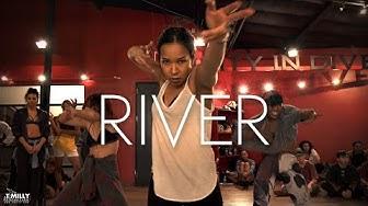 Bishop Briggs - River - Choreography by Galen Hooks - Filmed by @TimMilgram