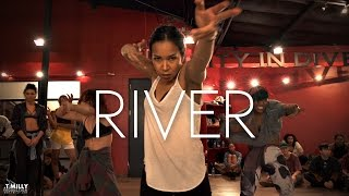 Bishop Briggs - River - Choreography by Galen Hooks - Filmed by @TimMilgram thumbnail