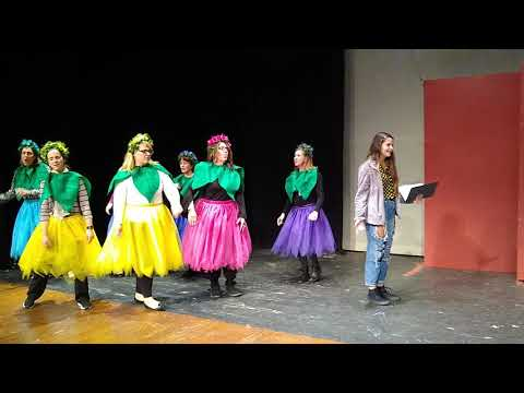 Dublin Coffman High School's faculty musical production,