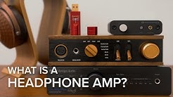 What is a Headphone Amp and HOW to pick the BEST one!