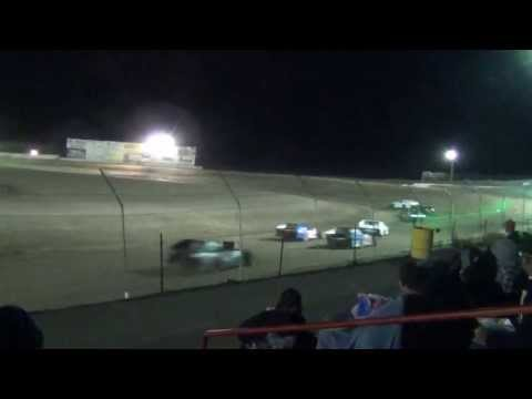 Racing at Fernley raceway