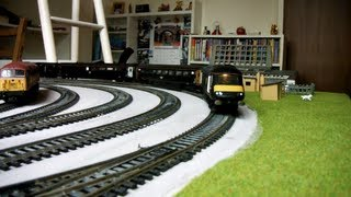 Hornby Grand Central HST Class 43
