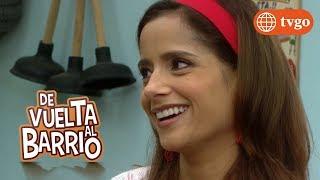 ¡Anita decide darle una lección a Flor Margarita! - De Vuelta al Barrio 21/06/2018
