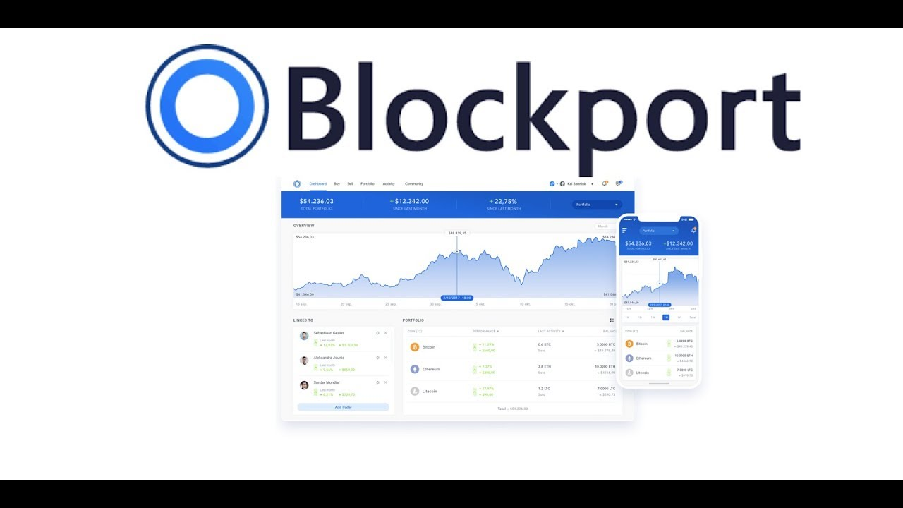 Blockport Decentralized Exchange A Coinbase Hybrid