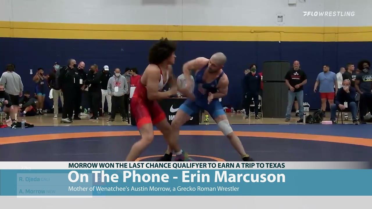Austin Morrow Chasing Olympic Dream 2021-04-02