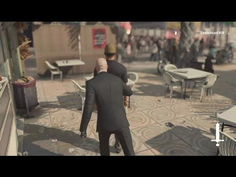Hitman - Community Contract: Bad For Business (1:38)