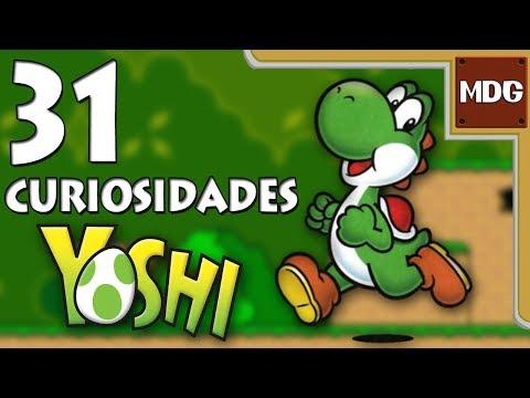 31 Curiosidades de Yoshi - MDG