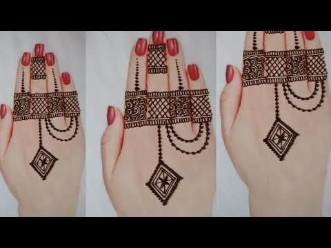 jewelry mehndi design 2021