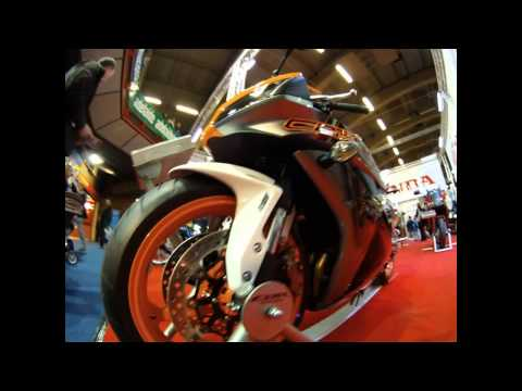 ADELAIDE INSURANCE BELFAST BIKE SHOW 2011