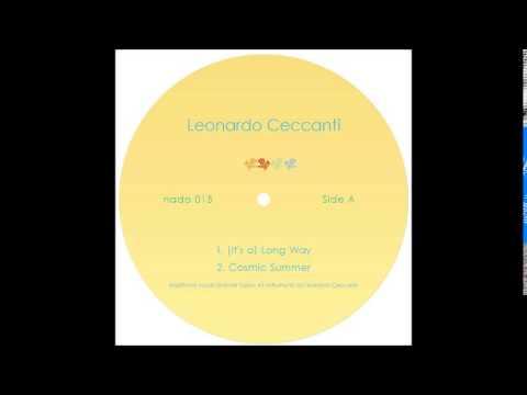 Leonardo Ceccanti - (It's A) Long Way