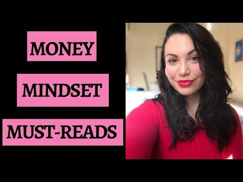 Best Books For Creatives: MONEY MINDSET MUST-READS