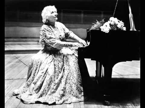 Brahms 1. piano concerto -Elly Ney - Mannheim National Orch. 1962
