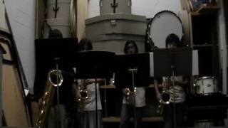 Lioness by Lennie Niehaus - Middle School Sax Quartet