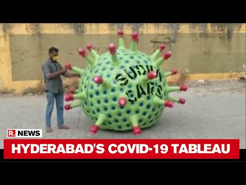 Hyderabad: Mobile Tableau Created To Spread Awareness On Coronavirus For Public