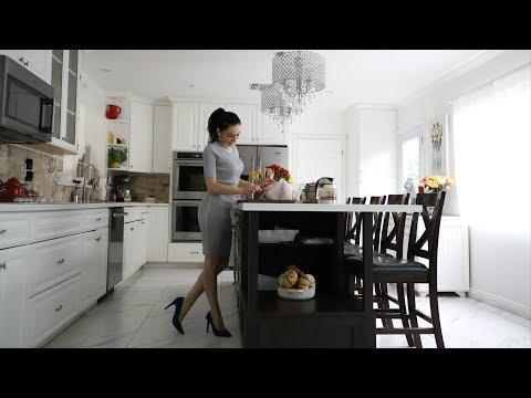 Как Мариновать Индейку Перед Запеканием - Рецепт от Эгине - Heghineh Cooking Show In Russian