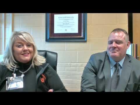 Dr  Jill Balzer Principal Haltom Middle School
