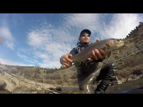 Winter Fly FIshing Tips