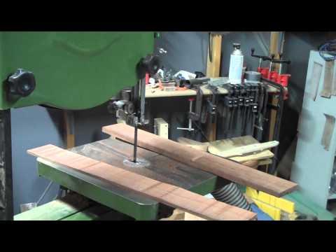 How I Make A Fretboard For A Guitar