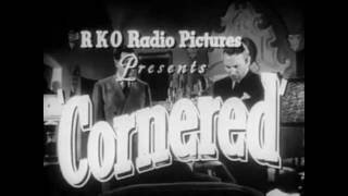 Cornered 1945 Trailer
