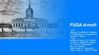Christian Friedrich Schale (1713-1800): Fuga G-Dur / d-moll (Velesovo)