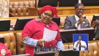 CLASSIC -  EFF Ms Makoti Khawula vs Cyril Ramaphosa