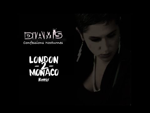 Confessions Nocturnes (London2Monaco remix) - Diam's ft VITAA - Lyrics Video