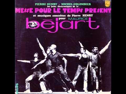 Pierre Henry Messe pour le temps presente - Psyche rock 1969