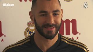 Benzema,  Five Star Player of the Month Award for August!
