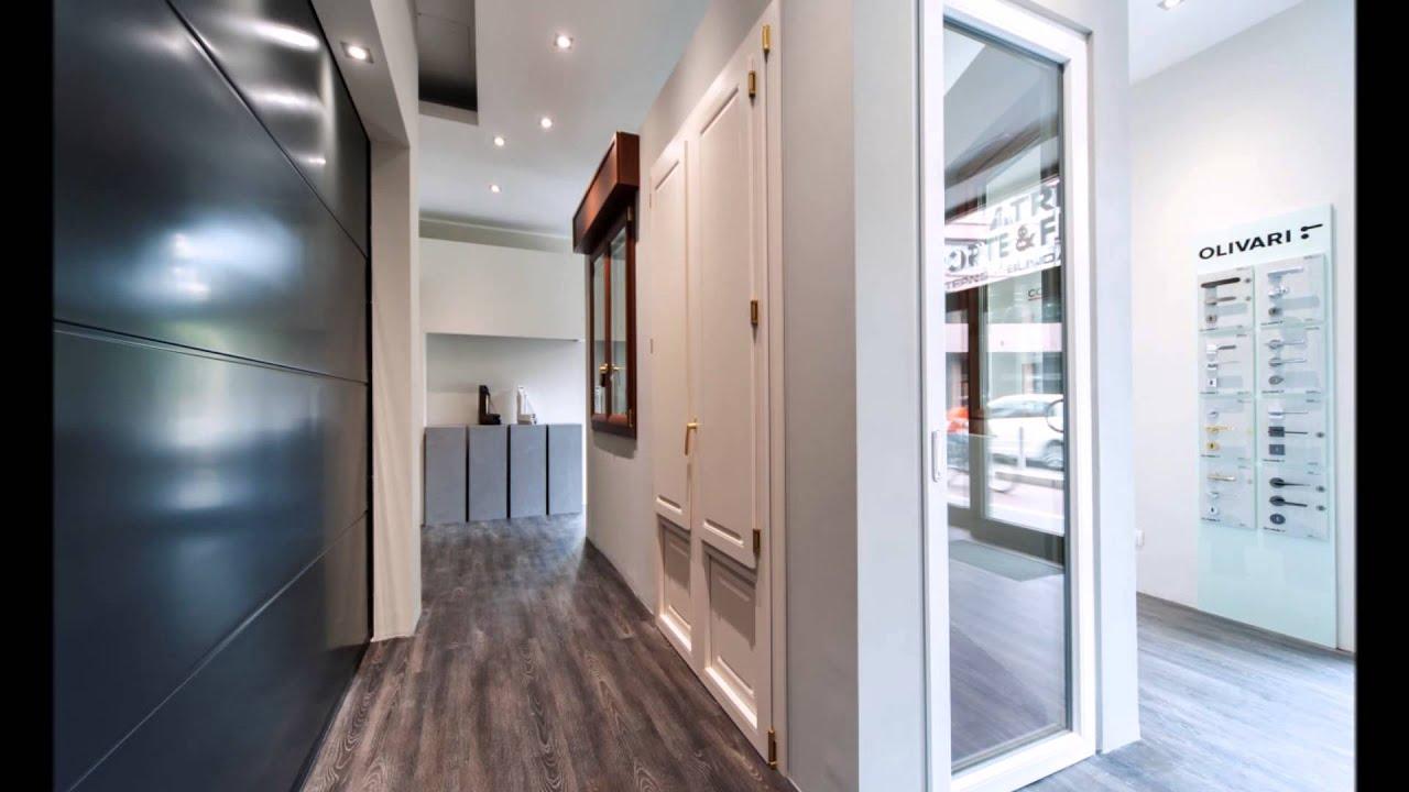Atres living serramenti infissi legnano milano nuovo showroom youtube - Showroom porte e finestre ...