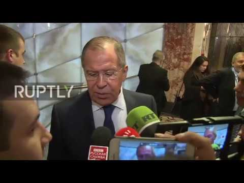 Russia: Info on Russian mercenaries in Syria speculation without 'certain facts' – Lavrov