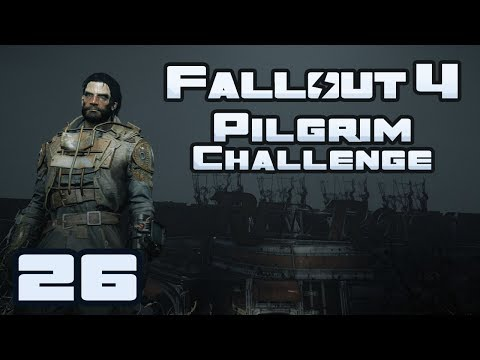 Let's Play Fallout 4: Pilgrim Challenge - Part 26 - Mystery Meat