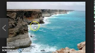 FLAT EARTH Best proof!!!!!  Flat layers Nullarbor Australia
