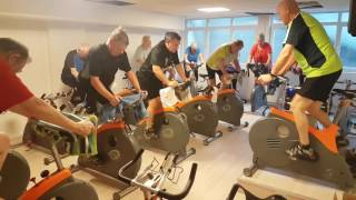 Kastrup Fitness Spinning +65 YMCA