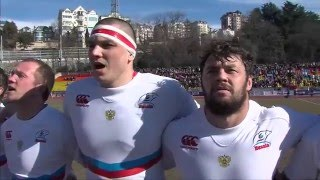2016 Мужчины Регби 15 Россия - Германия / Russia vs Germany