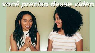 PSICÓLOGAS NEGRAS - SAÚDE EMOCIONAL, AUTOCUIDADO E PSICOTERAPIA feat. SAMANTA FONSECA