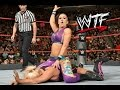 WTF Moments: WWE Raw (Aug 22 2016)