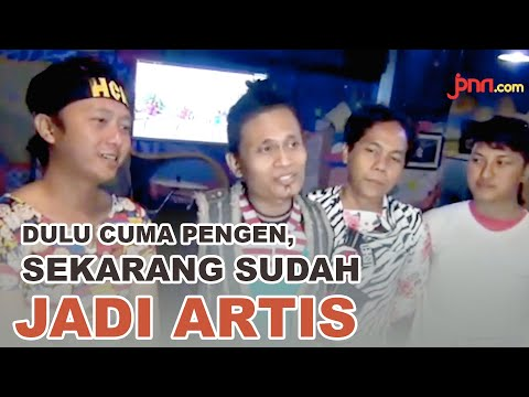 Hancur Band Sudah Jadi Artis