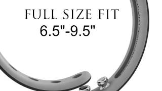 15k Golf Bracelet