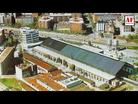 Museo del ferrocarril de Delicias Madrid